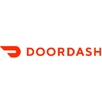 Delivery Partner Logo Doordash 200x200