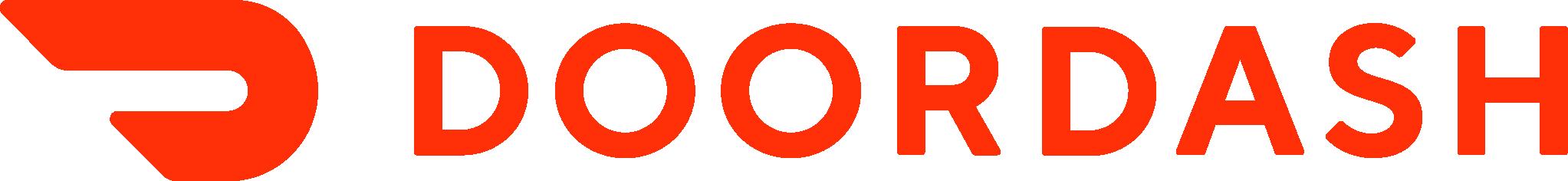 Door Dash logo RGB