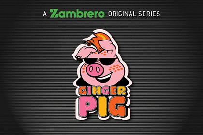 Products Z Rated Ginger Pig