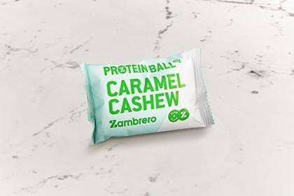 Protein Balls Caramel Cashew 420x280