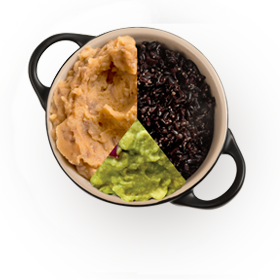 Vegetarian Black Rice