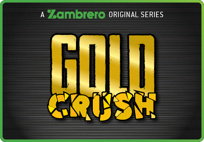 Z Rated Gold Crush Tile