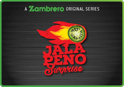 Z Rated Jalapeno Surprise Tile
