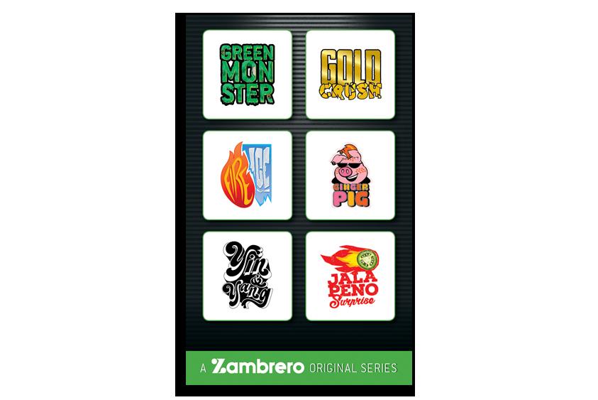 Z Rated Bingo Card