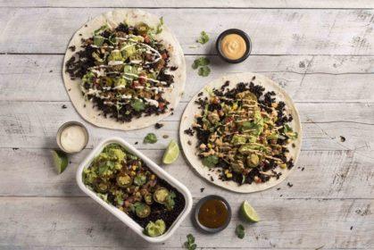 IQ Range of Burrito Bowls