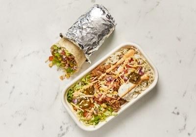 Burrito bowl p4p